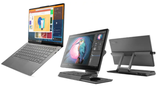 5050191d886c53 Lenovo Yoga S940 Notebook, Yoga A940 AiO PC Price, Specifications ...