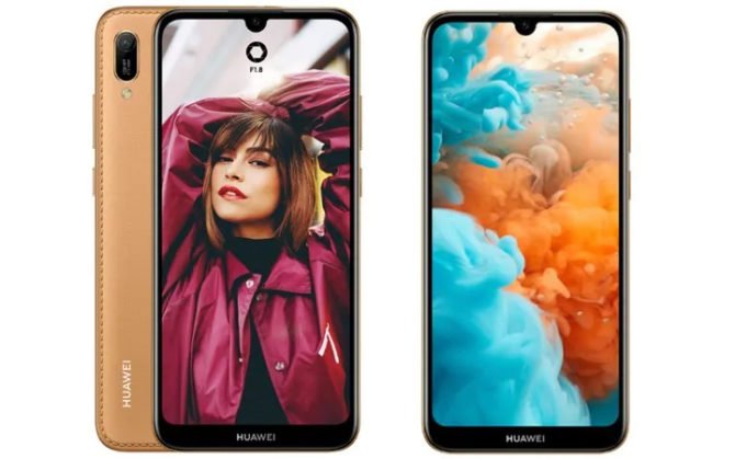 Huawei Y6 (2019) Launched With Helio A22 SoC, Dewdrop Notch