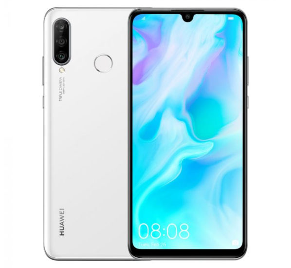 Huawei P30 Lite Launched With Triple Rear Cameras, 32MP