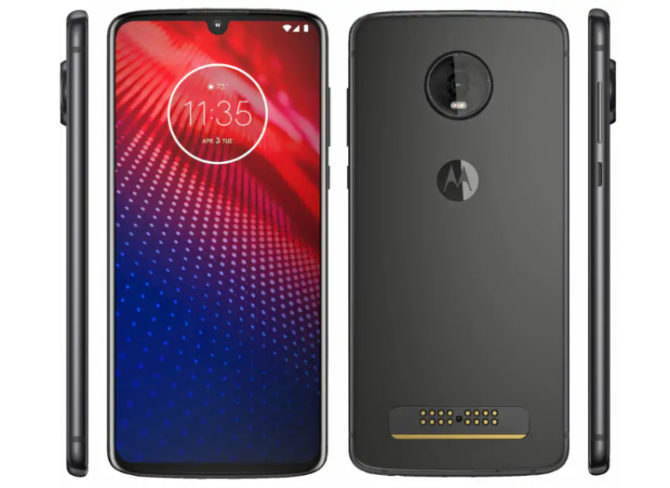 Moto Z4 Listed Online Ahead Of Launch – Price